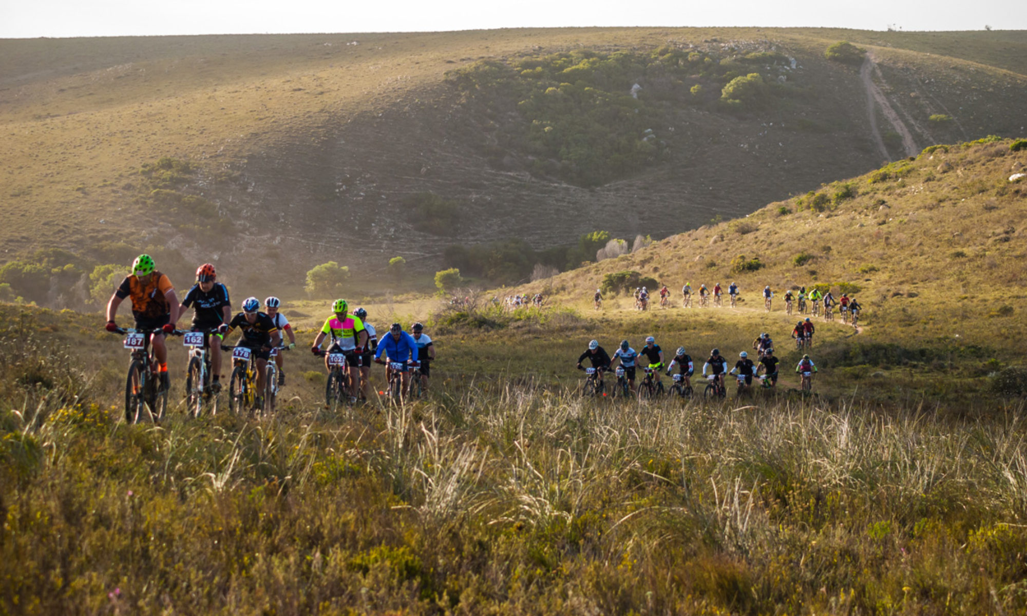 Bay by Bike - Mountain Bike Race